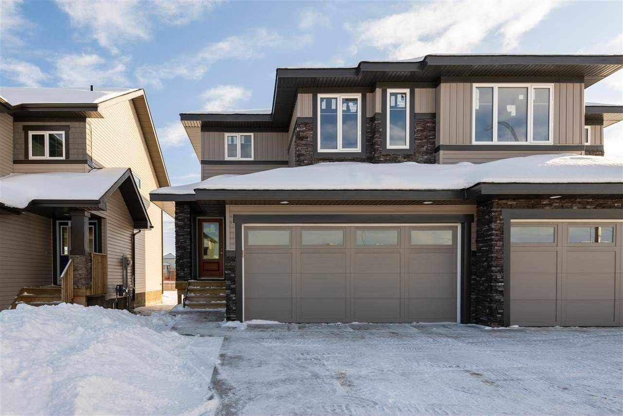 Townhouse for sale at 51 Spruce Gardens Cres Spruce Grove Alberta - MLS: E4185826