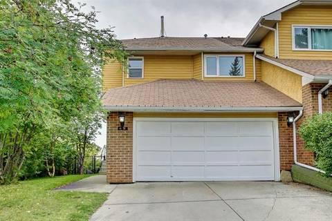 Townhouse for sale at 51 Stradwick Pl Southwest Calgary Alberta - MLS: C4266318