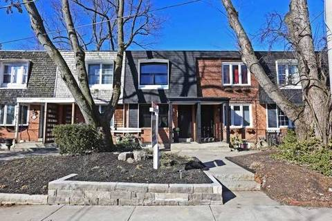 Townhouse for sale at 51 Summerhill Gdns Toronto Ontario - MLS: C4393336