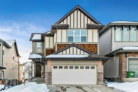 House for sale at 51 Sunset Vw Cochrane Alberta - MLS: C4280258