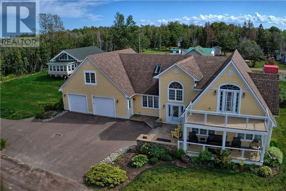 House for sale at 51 Sur L'ocean  Grand Barachois New Brunswick - MLS: M130569