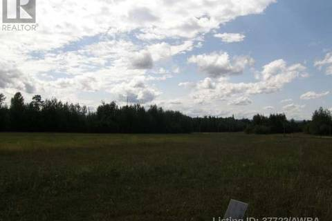 Residential property for sale at 51 Swan Valley Estates Kinuso Alberta - MLS: 37722