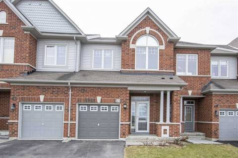 Townhouse for sale at 51 Thatcher Cres Newmarket Ontario - MLS: N4450672