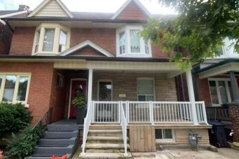 Townhouse for sale at 51 Vernon St Toronto Ontario - MLS: W4907484