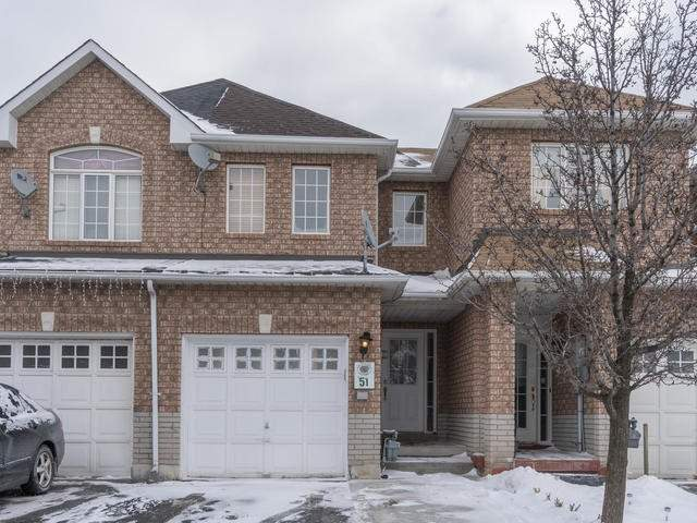For Sale: 51 Viewcrest Circle, Toronto, ON | 3 Bed, 3 Bath Townhouse for $648,000. See 20 photos!