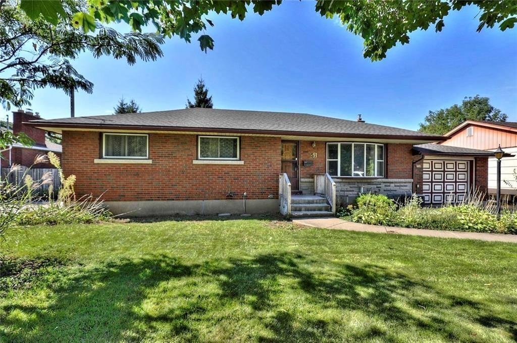House for sale at 51 Wakelin Te St. Catharines Ontario - MLS: 30768866
