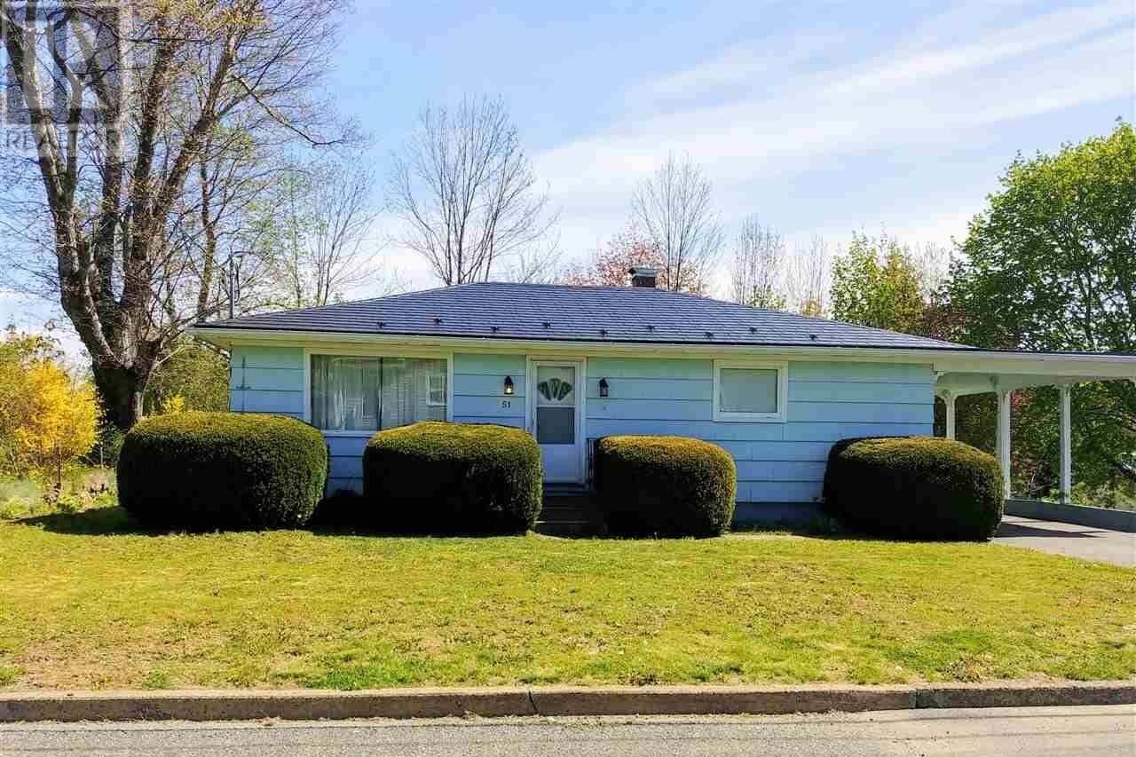 House for sale at 51 Walnut St Bridgewater Nova Scotia - MLS: 202008566