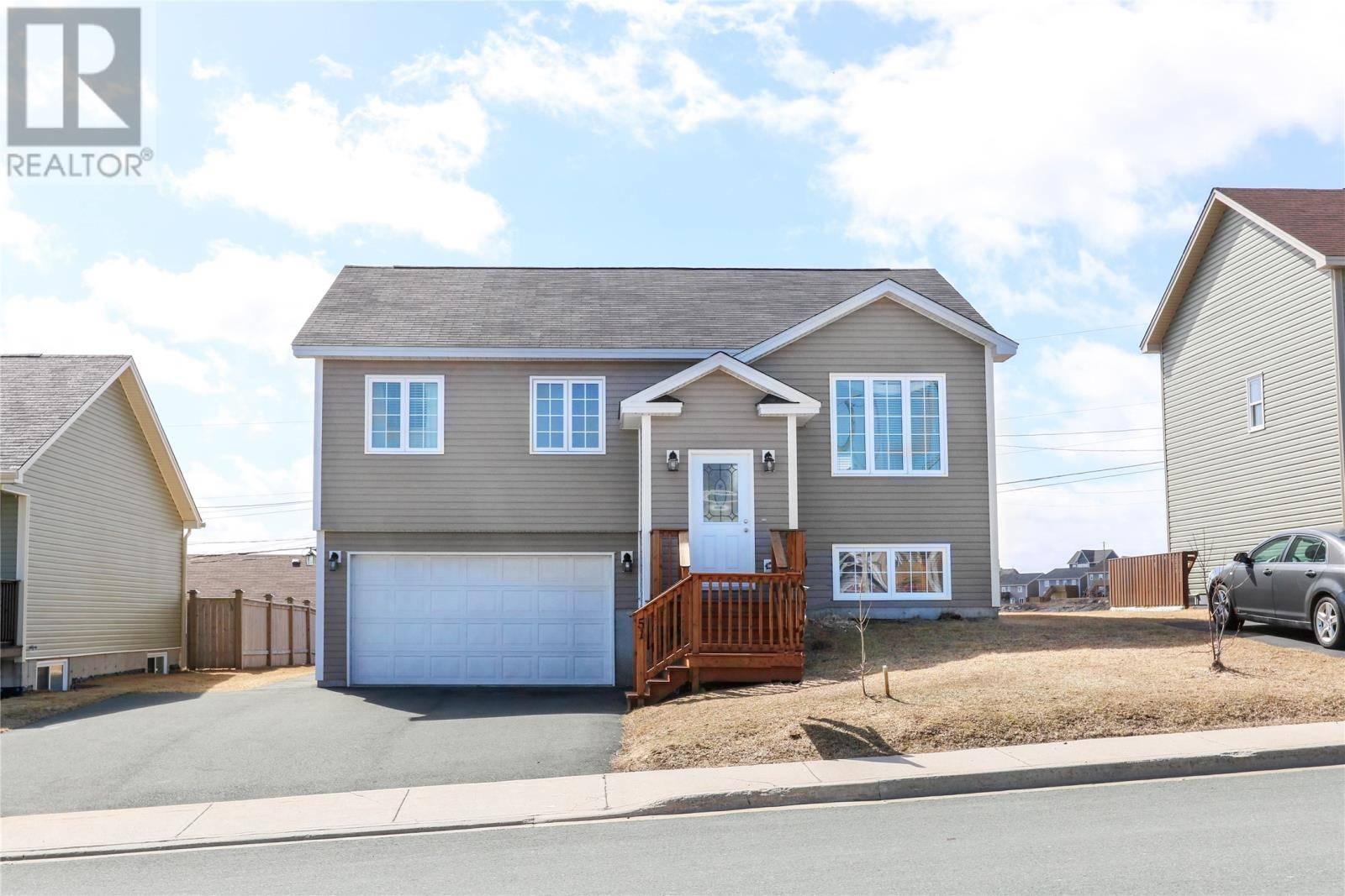 House for sale at 51 Westport Dr Paradise Newfoundland - MLS: 1200377