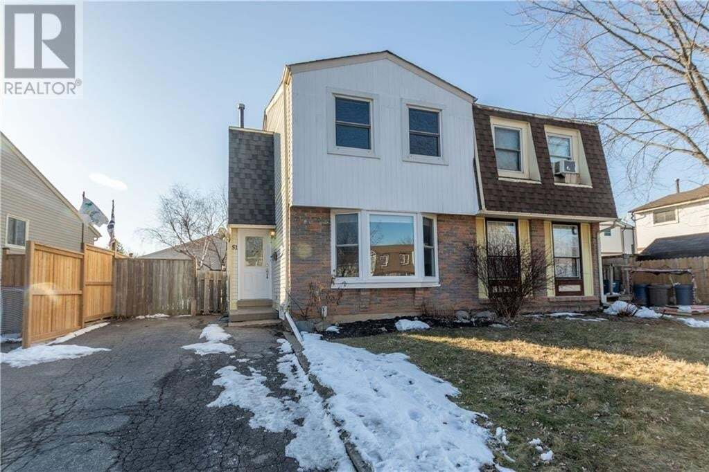 House for rent at 51 White Owl Cres Brantford Ontario - MLS: 30808442