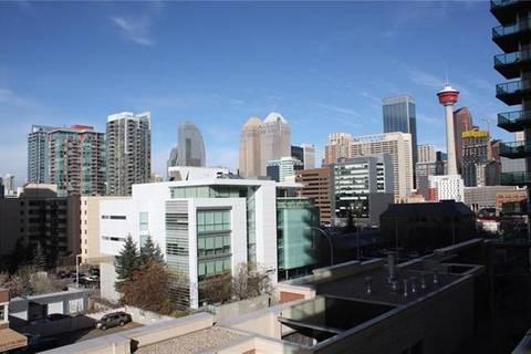 Condo for sale at 210 15 Ave Southeast Unit 510 Calgary Alberta - MLS: C4272634