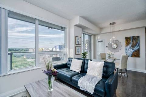 Condo for sale at 28 Uptown Dr Unit 510 Markham Ontario - MLS: N4498289