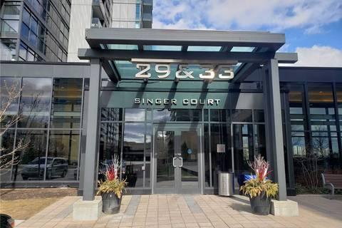 Apartment for rent at 29 Singer Ct Unit 510 Toronto Ontario - MLS: C4735682