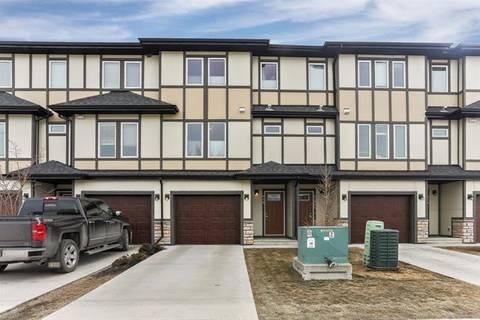 Townhouse for sale at 50 Westland Rd Unit 510 Okotoks Alberta - MLS: C4290324
