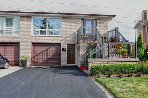 Townhouse for sale at 510 Boismere Ct Mississauga Ontario - MLS: W4583596