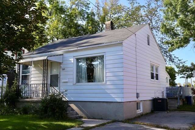 For Sale: 510 Brioux Avenue, Peterborough, ON | 2 Bed, 1 Bath House for $232,900. See 2 photos!