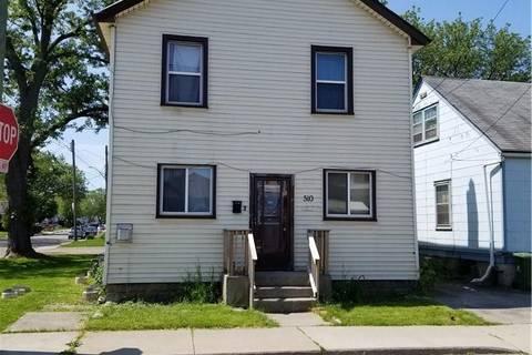 Townhouse for sale at 510 Britannia Ave Hamilton Ontario - MLS: H4057291