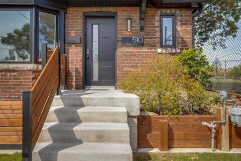 House for sale at 510 Cosburn Ave Toronto Ontario - MLS: E4912216