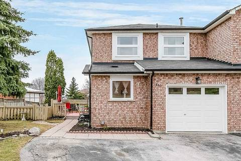 Townhouse for sale at 510 Pickering Cres Newmarket Ontario - MLS: N4420215