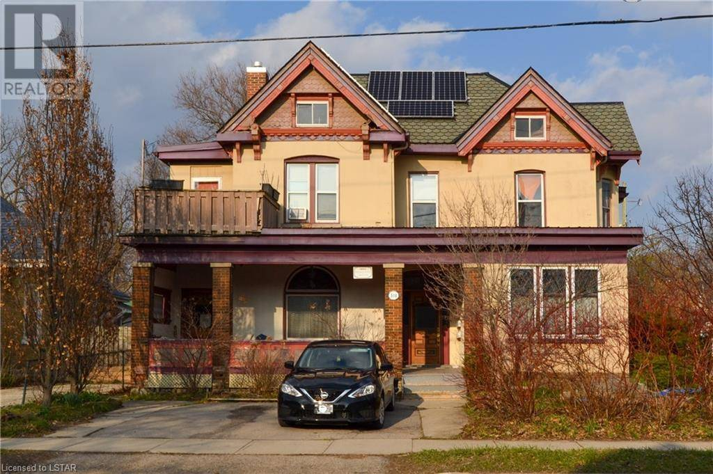 Townhouse for sale at 510 Quebec St London Ontario - MLS: 255288