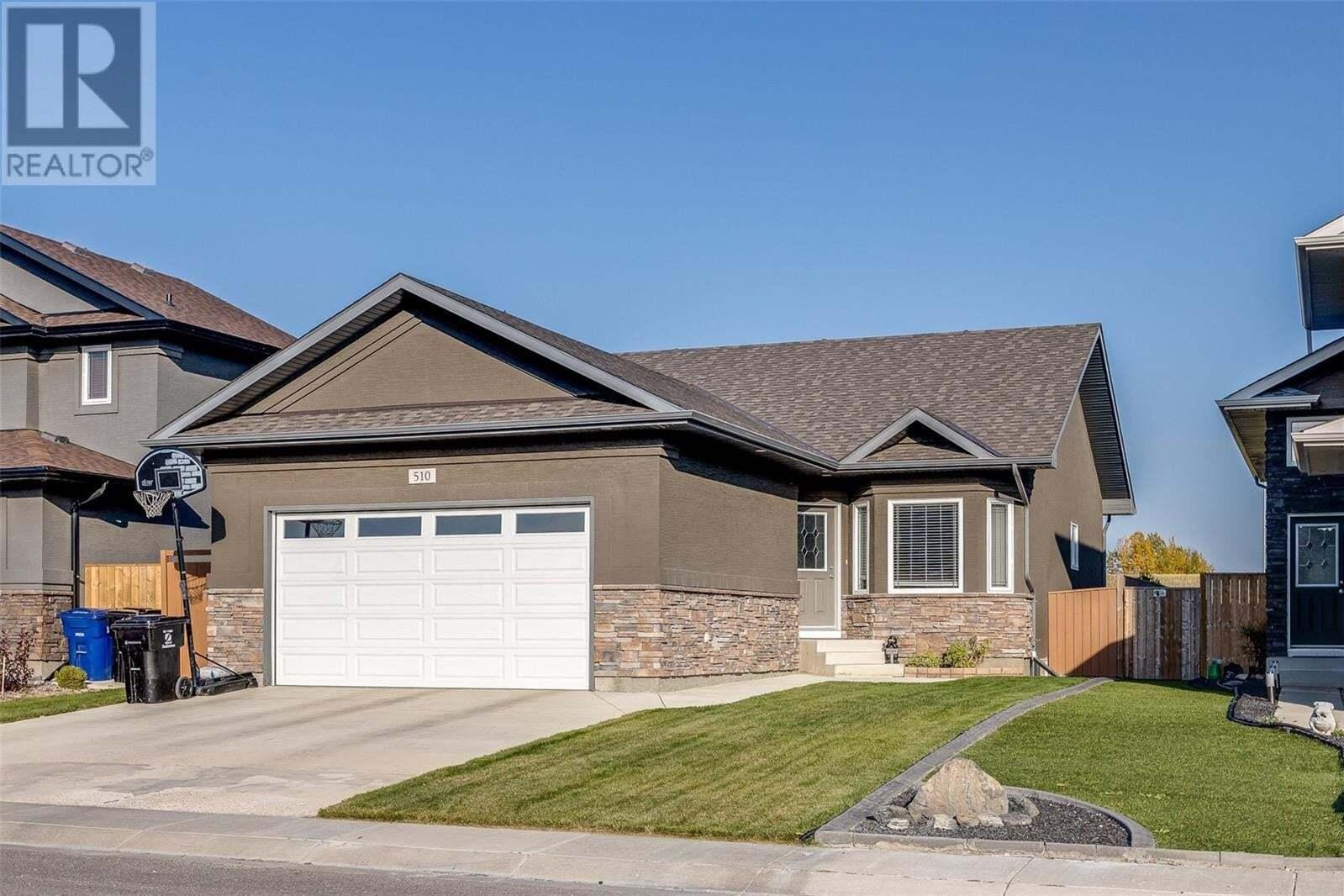 House for sale at 510 Senick Cres Saskatoon Saskatchewan - MLS: SK827807