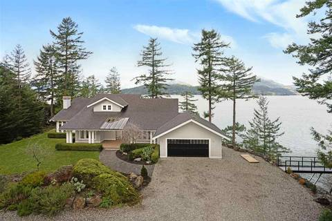 House for sale at 510 Smugglers Cove Rd Bowen Island British Columbia - MLS: R2437297