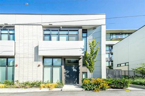 Townhouse for sale at 510 28th Ave W Vancouver British Columbia - MLS: R2402902