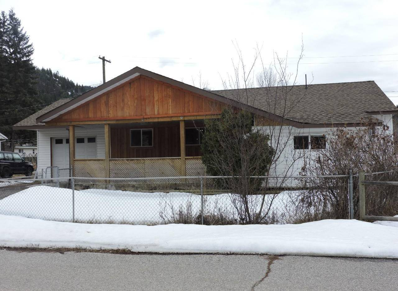 House for sale at 510 Woodgreen Crescent  Greenwood British Columbia - MLS: 2451059