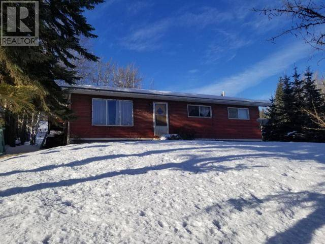 House for sale at 5101 47 Ave Chetwynd British Columbia - MLS: 182118