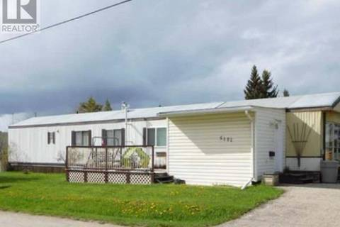 House for sale at 5101 52 St Unit 5101 Pouce Coupe British Columbia - MLS: 172704