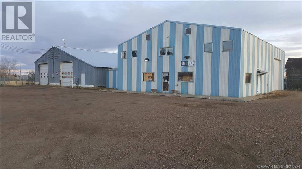 Commercial property for sale at 5101 57 Ave Grimshaw Alberta - MLS: GP210724