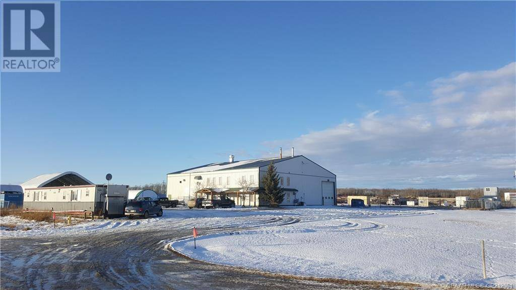 Commercial property for sale at 5101 63 Ave Grimshaw Alberta - MLS: GP212061
