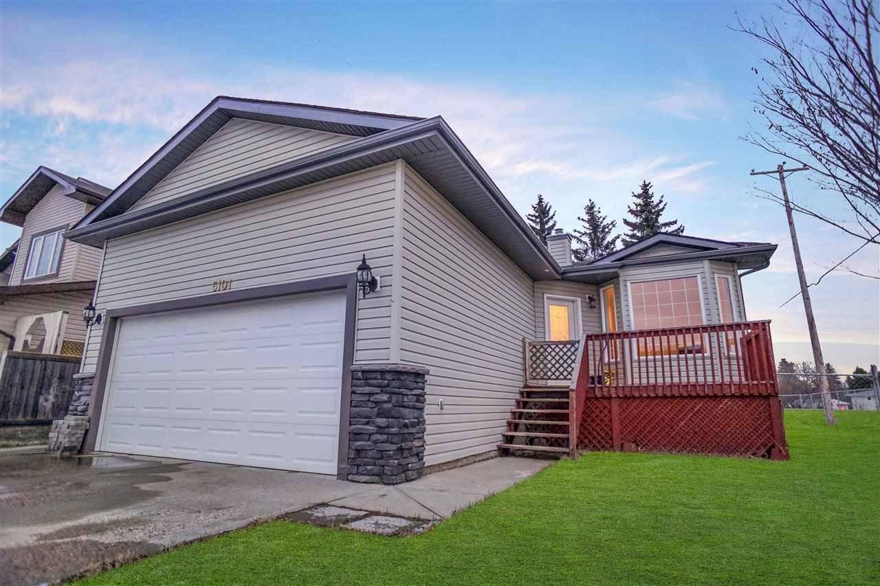 House for sale at 5101 Bon Acres Cres Bon Accord Alberta - MLS: E4181567