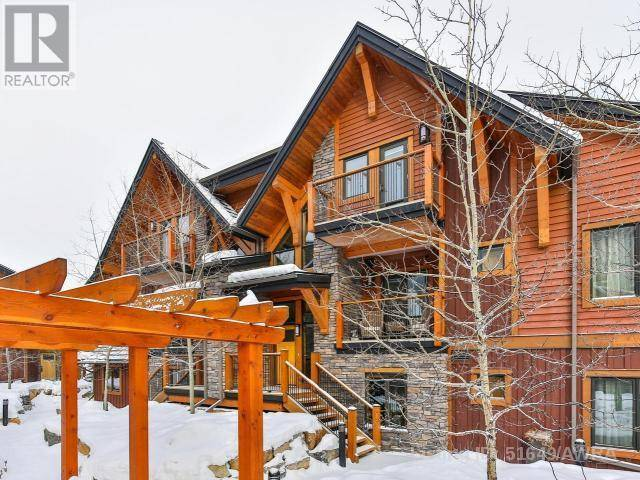 Townhouse for sale at 101 Stewart Creek Landng Unit 5103 Canmore Alberta - MLS: 51649