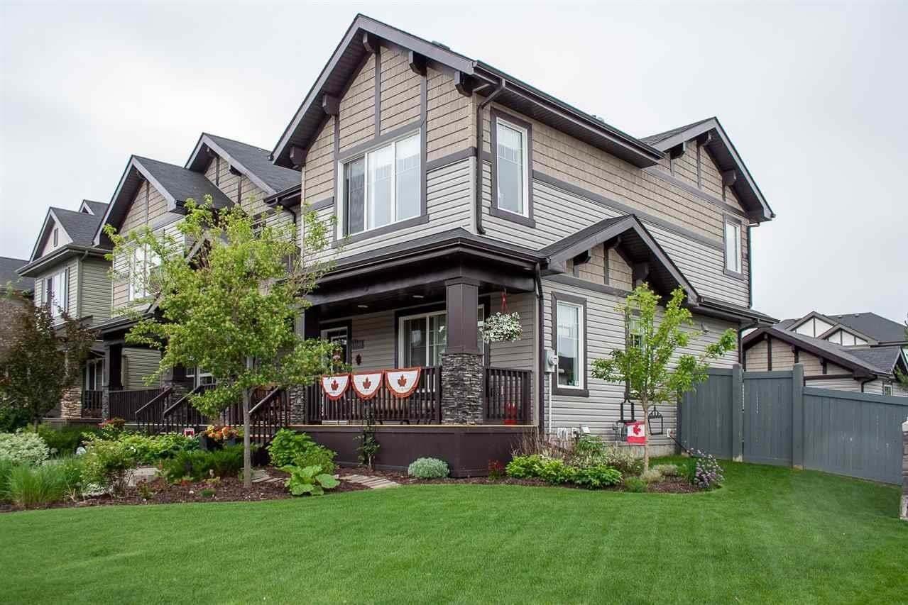 Townhouse for sale at 5103 Godson Cl NW Edmonton Alberta - MLS: E4203861