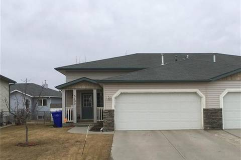 Townhouse for sale at 5103 Shannon Dr Olds Alberta - MLS: C4238594