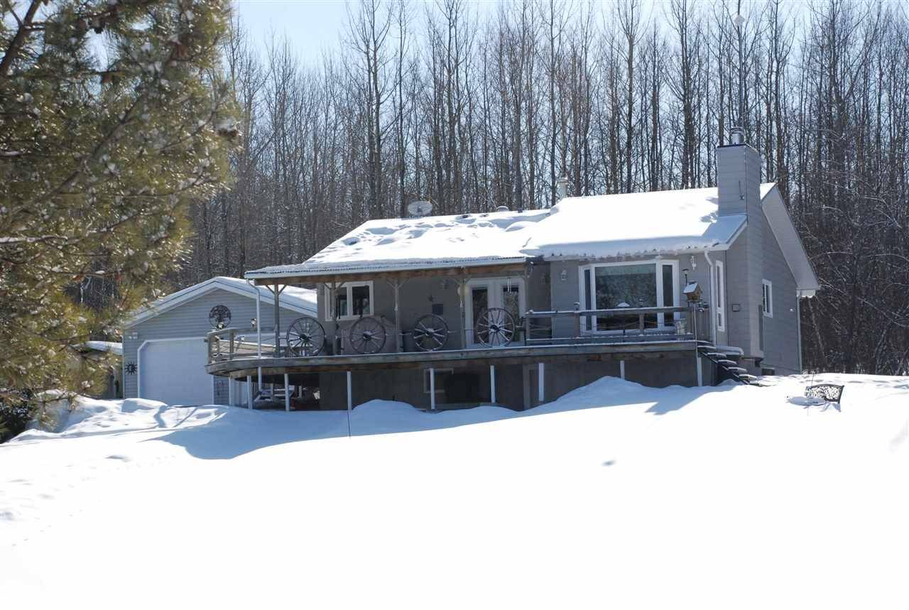 House for sale at 5103 Twp Rd Ne Rural Lac Ste. Anne County Alberta - MLS: E4187182