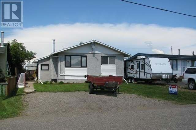 House for sale at 5104 51 Ave Pouce Coupe British Columbia - MLS: 182352