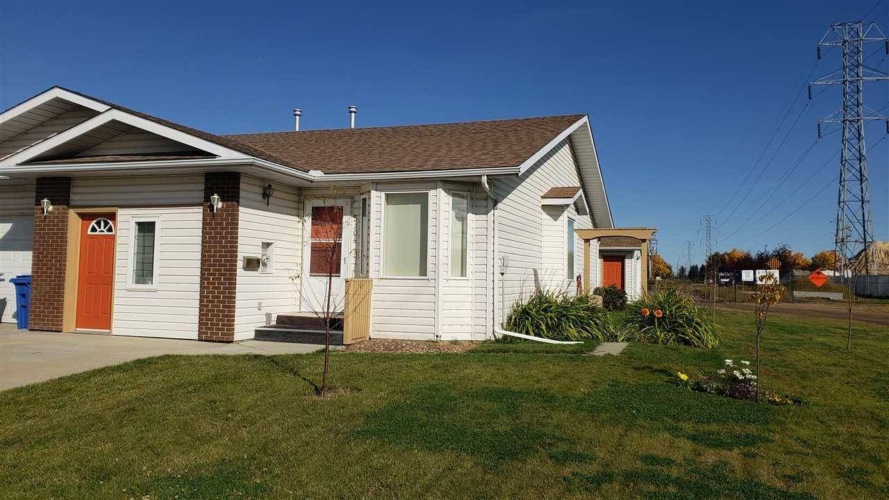 Townhouse for sale at 5104 56 Ave Wetaskiwin Alberta - MLS: E4174697