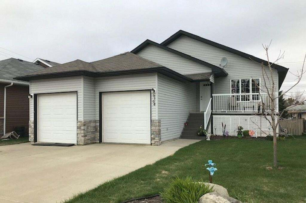 House for sale at 5104 Bon Acres Cr Bon Accord Alberta - MLS: E4216877