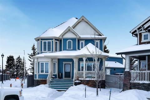House for sale at 5104 Corvette St Nw Edmonton Alberta - MLS: E4144854