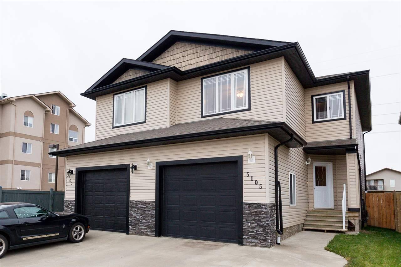 For Sale: 5105 164 Avenue, Edmonton, AB | 3 Bed, 3 Bath Townhouse for $344,900. See 26 photos!