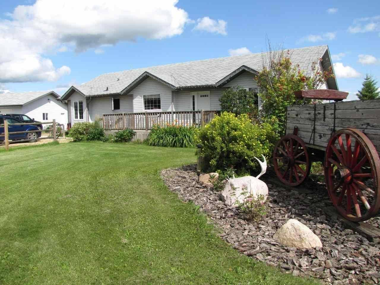 House for sale at 51063 Rge Rd Rural Strathcona County Alberta - MLS: E4185410