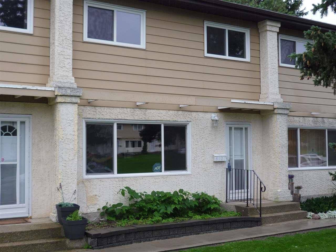 Townhouse for sale at 5107 106a St Nw Edmonton Alberta - MLS: E4183874