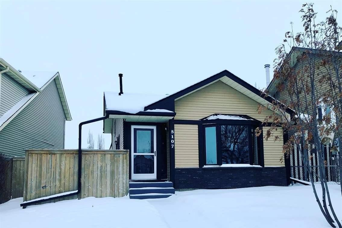 House for sale at 5107 41 Av Gibbons Alberta - MLS: E4213580
