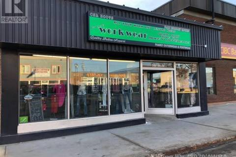 Commercial property for sale at 5107 50 St Whitecourt Alberta - MLS: 48979