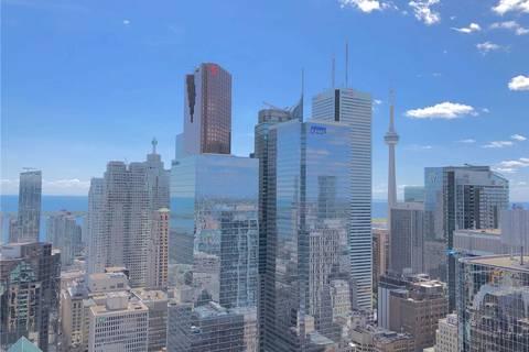Apartment for rent at 197 Yonge St Unit 5108 Toronto Ontario - MLS: C4626780