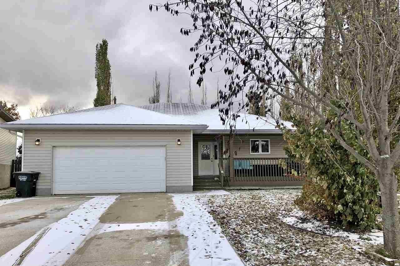 House for sale at 5109 46 St Bon Accord Alberta - MLS: E4184013
