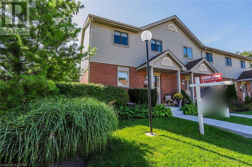 Townhouse for sale at 15 Admiral Dr Unit 511 London Ontario - MLS: 222193
