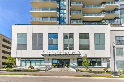 Home for sale at 155 Caroline Street South St Unit 511 Waterloo Ontario - MLS: 40022478