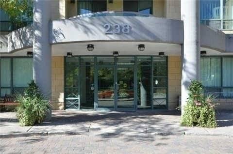 Apartment for rent at 238 Doris Ave Unit 511 Toronto Ontario - MLS: C4700922